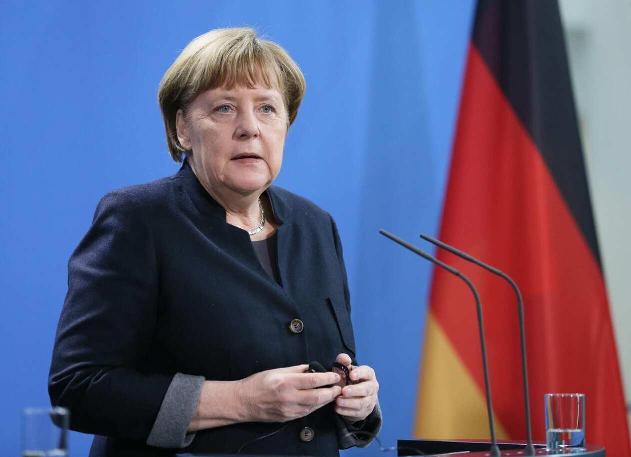 ميركل مستعدة للتوافق حول صندوق اوربي للإعماربعد كورونا