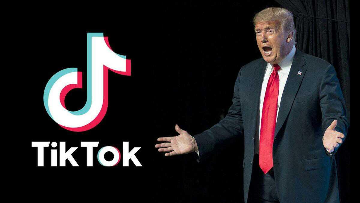 """رئيس مايكروسوفت يتحدث مع ترامب ومحادثات لشراء """"تيك توك"""""""
