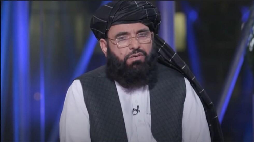 """""""طالبان"""" ترفض ادعاءات حول """"تآمرها"""" مع روسيا ضد الأمريكيين"""