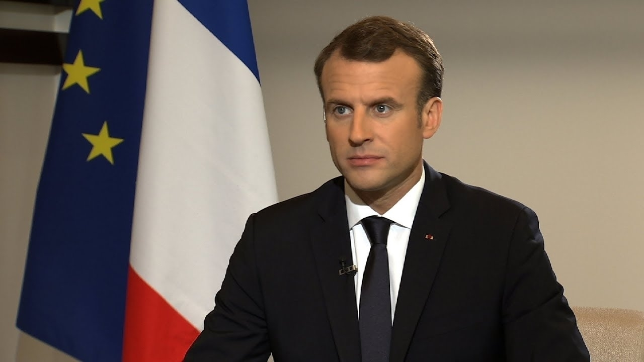 ماكرون يطالب بشركاء دوليين لتقديم مساعدات طوارئ إلى لبنان