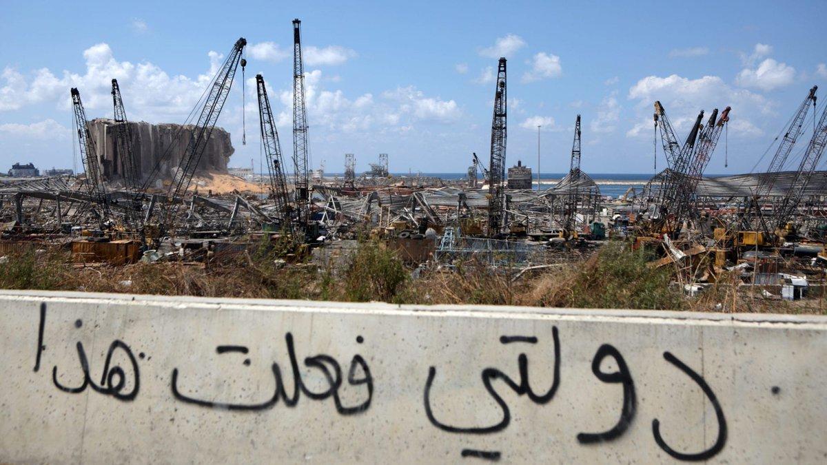 مسؤول لبناني يقرر إخلاء عقارات تشكل خطرا في بيروت