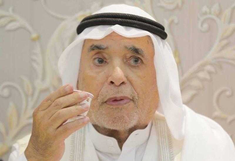 الممثل السعودي محمد حمزة