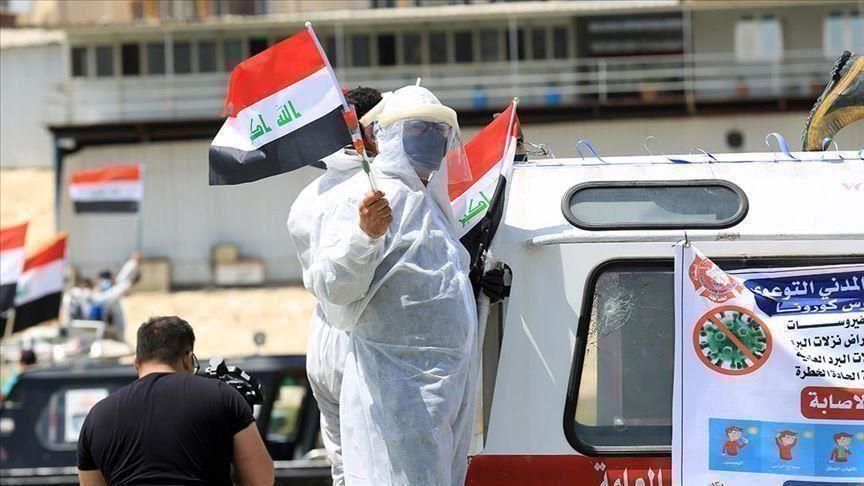 5 آلاف إصابة في يوم.. تحذير من فقدان العراق سيطرته على كورونا