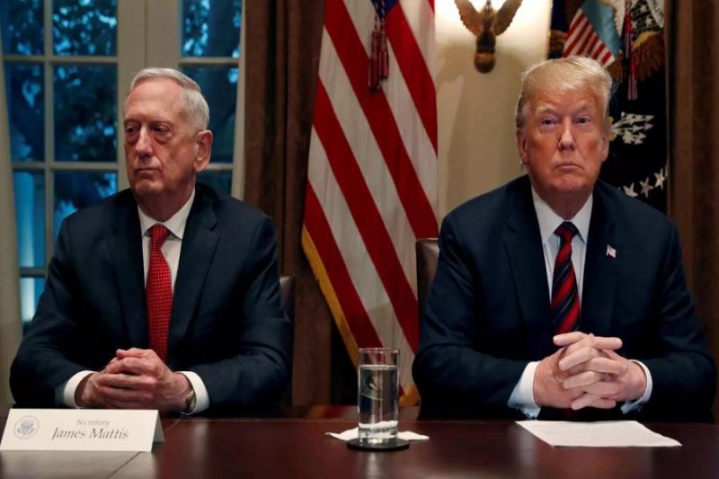 ترامب يكشف عن نوايا لاغتيال الأسد ورفض الفكرة من قبل وزير دفاعه