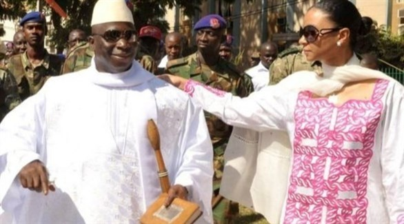 أمريكا تضع سيدة جامبيا الأولى سابقا على قائمة العقوبات