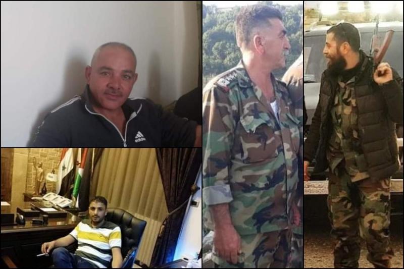 """مصرع ضباط وعناصر من """"مخابرات الأسد """"بظروف غامضة"""