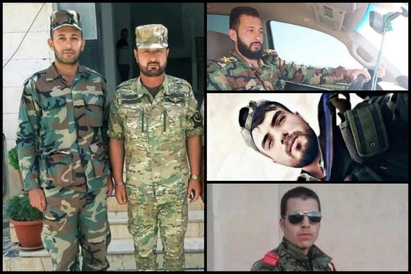 مصرع ضبّاط بجيش النظام على جبهات ريف إدلب