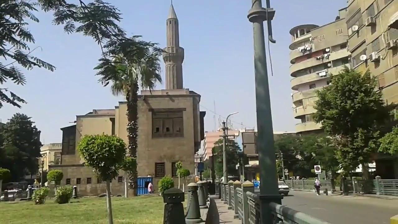جامع يوسف أغا الحين نموذج لعمارة المساجد في مصر العثمانية