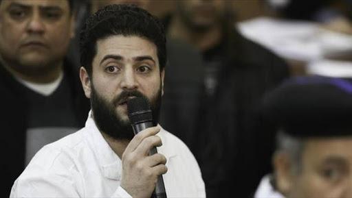 أسامة نجل الرئيس الراحل محمد مرسي