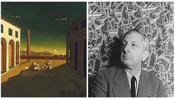 """""""الواقع السحري"""" للرسام دي شيريكو في متاحف بباريس وهامبورج"""