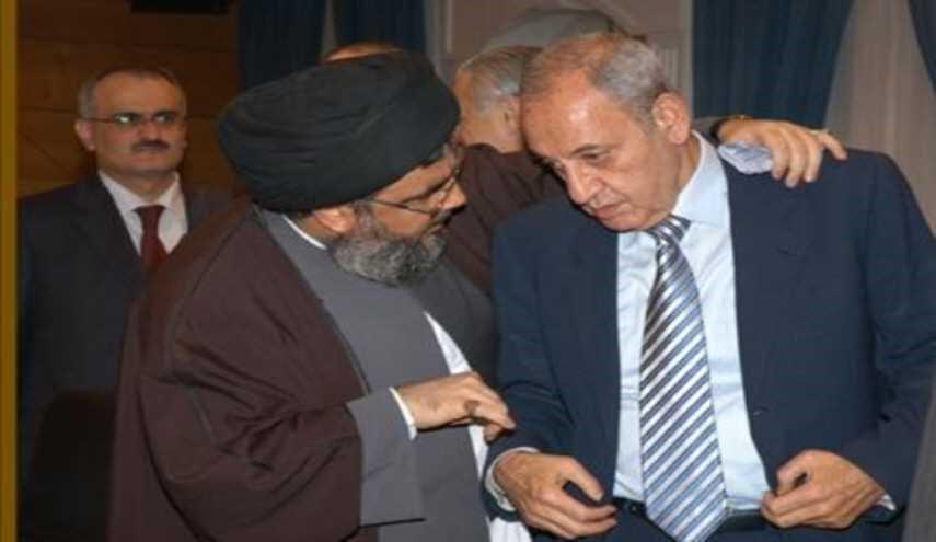 """حركة """" أمل""""تعتبر اتهام ماكرون """"للثنائي الشيعي"""" سقطة سياسية"""