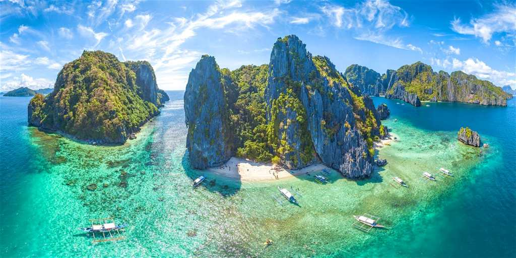 إعادة فتح أهم الجزر السياحية في الفلبين أمام السائحين المحليين