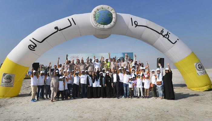 الاردن : اختتام فعاليات حملة نظفوا العالم لعام 2020