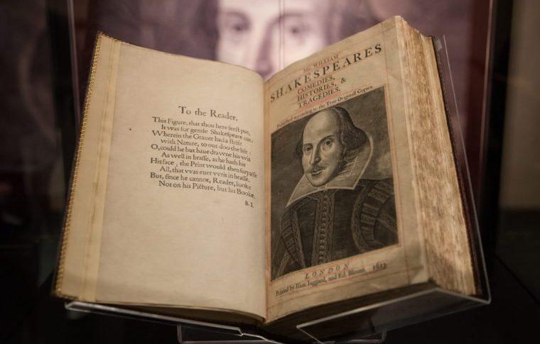 بيع مخطوطة نادرة لشكسبير مقابل 10 ملايين دولار