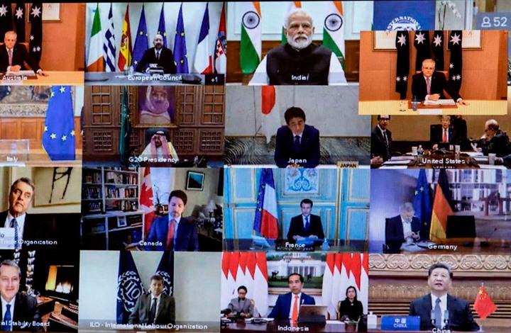 قمة العشرين تختتم أعمالها ضمن ظروف عالمية استثنائية