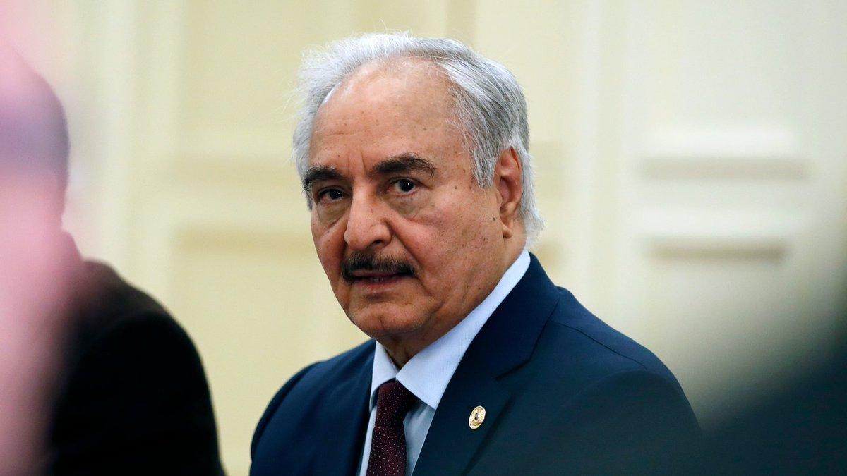 حفتر : مخاوف من فشل الحوار الليبي