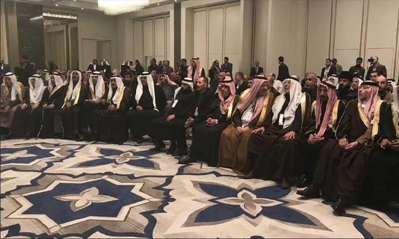 مؤتمر العشائر السورية في استانبول - عنب بلدي