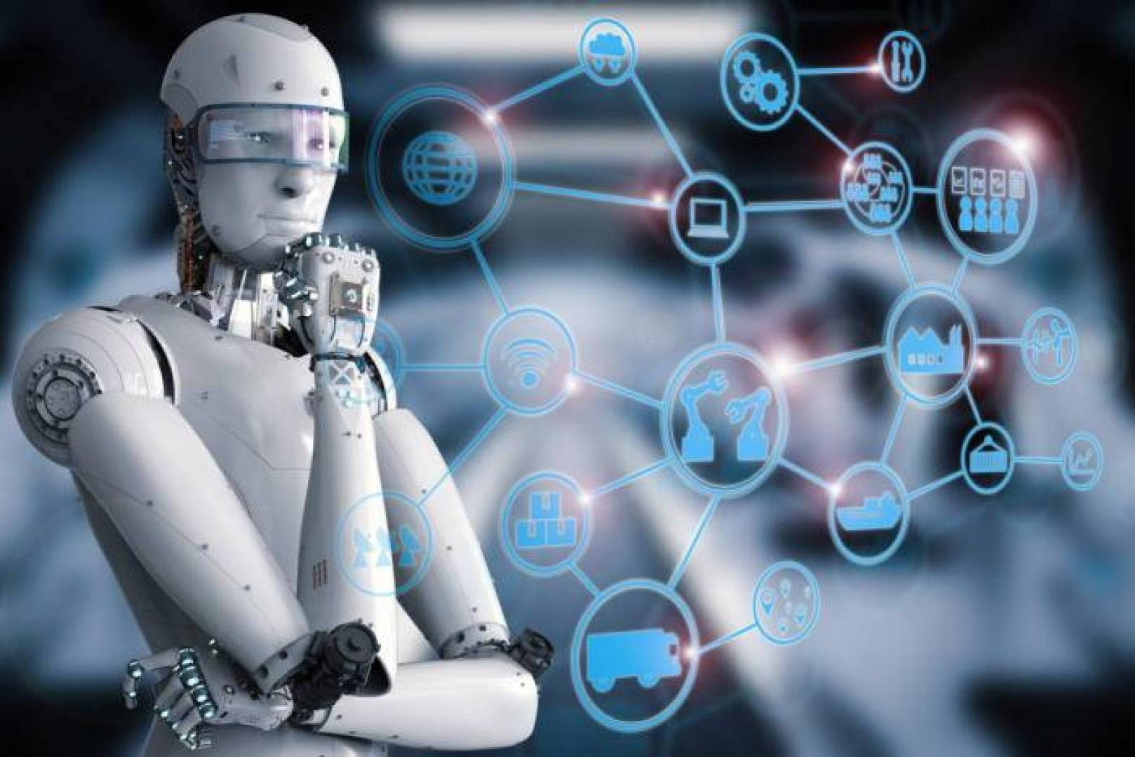 تطور الذكاء الاصطناعي يثير مخاوف السيطرة على البشر