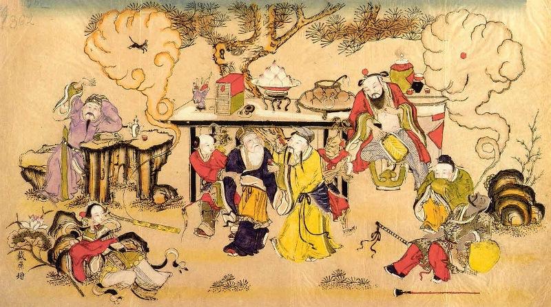 أمجاد وأحلام الأدب الصيني في السنوات السبعين الماضية