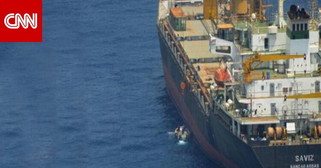 """إيران تكشف تفاصيل بهجوم السفينة """"سافيز"""" في البحر الأحمر"""