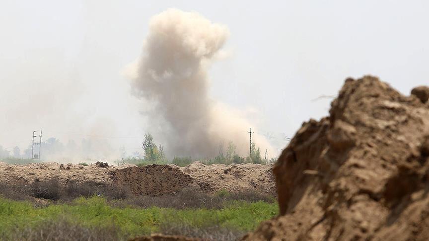 بغداد.. هجوم بثلاثة صواريخ على قاعدة تضم قوات أمريكية