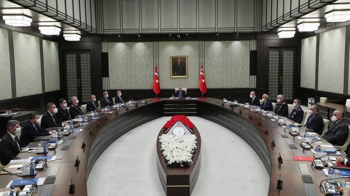 تركيا تدعو لإنهاء وجود التنظيمات الإرهابية في سوريا والعراق