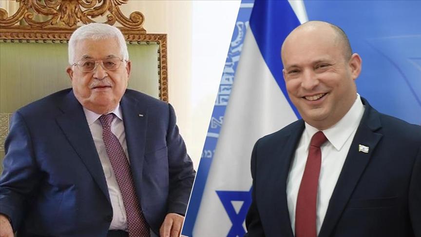 بينيت مجددا رفض الدولة : لا أرى منطقا في لقاء الرئيس الفلسطيني