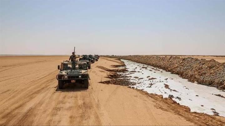 غلق الحدود بصفة مؤقتة يندرج في إطار الحدّ من تفشي جائحة كورونا (AA)