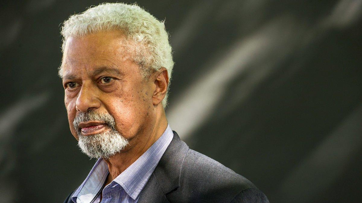 التنزاني  عبد الرزاق قرنح يفوز بنوبل للآداب 2021.