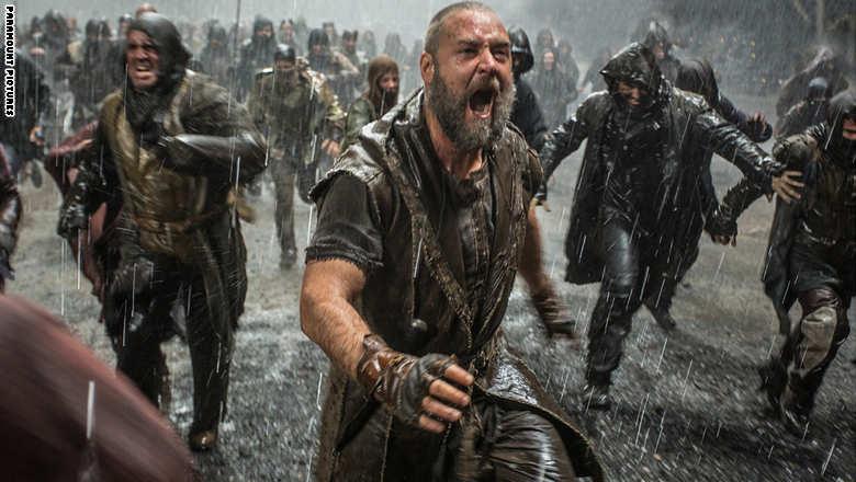 """هل أثار فيلم """" نوح """"  هوساً لهوليوود بالأفلام الدينية؟"""