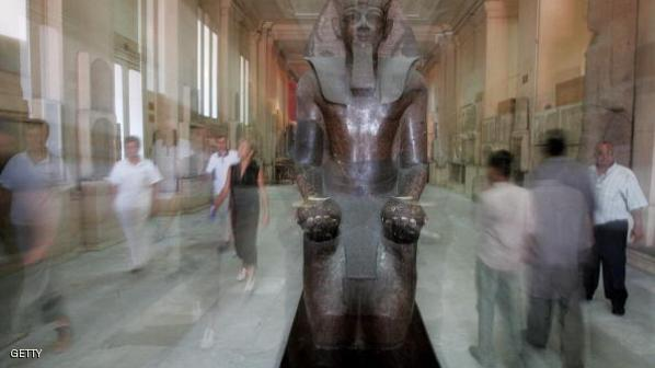 "مصر تسترد آثارا مسروقة ""بالصدفة"""