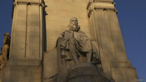 البحث عن رفات ثيربانتس بعد 4 قرون من وفاته