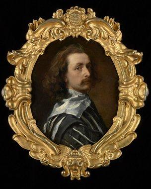 نجاح حملة للإبقاء على لوحة للفنان فان دايك رسمها لنفسه في بريطانيا