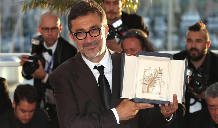 """فيلم """"سبات شتوي"""" للمخرج التركي نوري جيلان يفوز بسعفة كان الذهبية"""