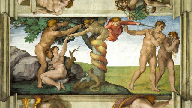 النسخة الأقدم لقصة بداية الخليقة تبرئ حواء من الغواية