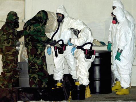 كالابري الايطالية تستعد لوصول اسلحة ومكونات كيميائية سورية