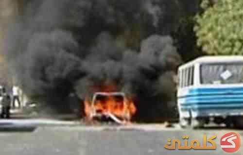مقتل عقيد في الشرطة واصابة ستة اشخاص في انفجار قرب قصر الاتحادية الرئاسي في مصر
