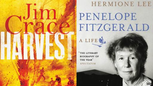 جيم كريس وهيرمايوني لي يتوجان بأقدم جائزة أدبية بريطانية