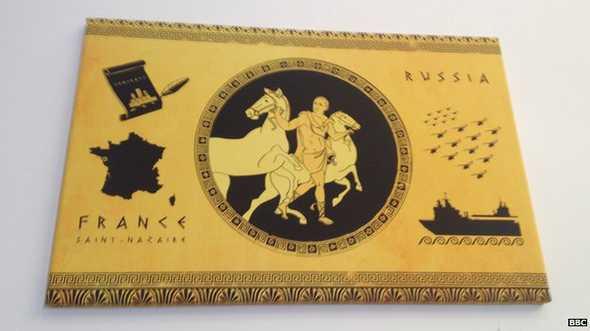 """معرض في روسيا لفنانين مجهولين يقدم اثنتا عشرة لوحه لـ""""هرقل روسيا"""""""