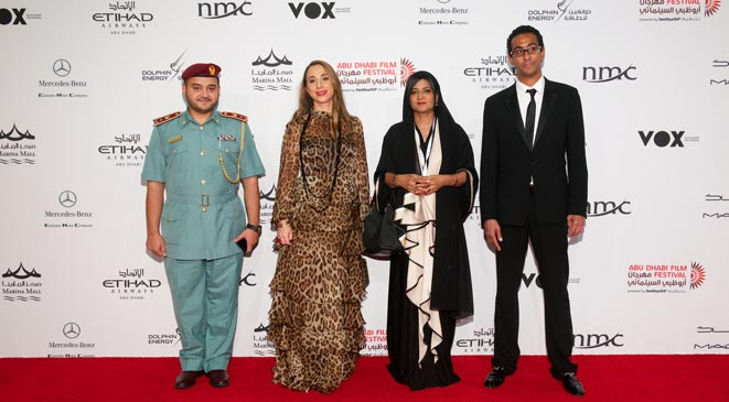 """""""     التنين"""" الروسي يفوز بجائزة مهرجان ابوظبي السينمائي  الكبرى"""