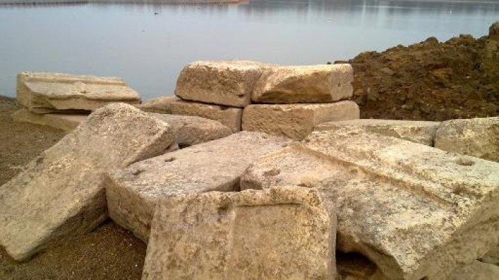 اكتشاف مقبرة  في مقدونيا تضم بقايا عظام شخص، دفن منذ 25 قرنا