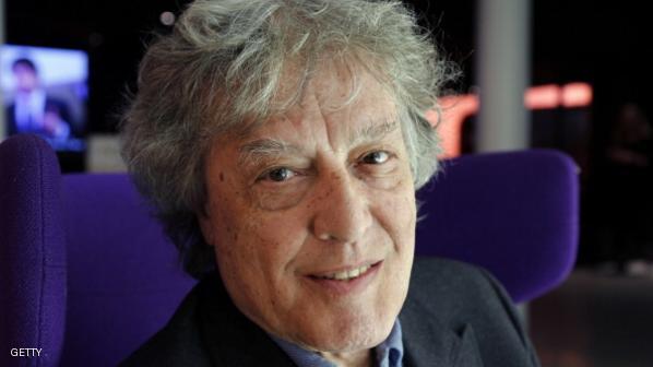 جائزة أعظم كاتب مسرحي حي للبريطاني توم ستوبارد