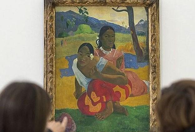 "300 مليون دولار ثمن لوحة للرسام ""بول غوغان"""