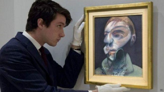 عرض لوحتين لفرانسيس بيكون لأول مرة بعد إعادة اكتشافهما