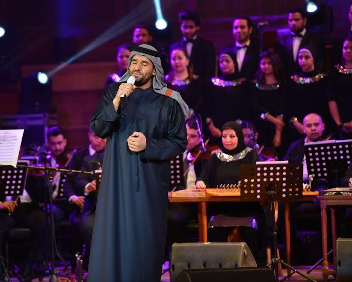 أكاديمية الفنون بالقاهرة تمنح حسين الجسمي الدكتوراة الفخرية