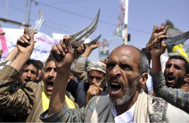 اليمن: الحوثيون يسيطرون على مدينة حزم قرب الحدود مع السعودية