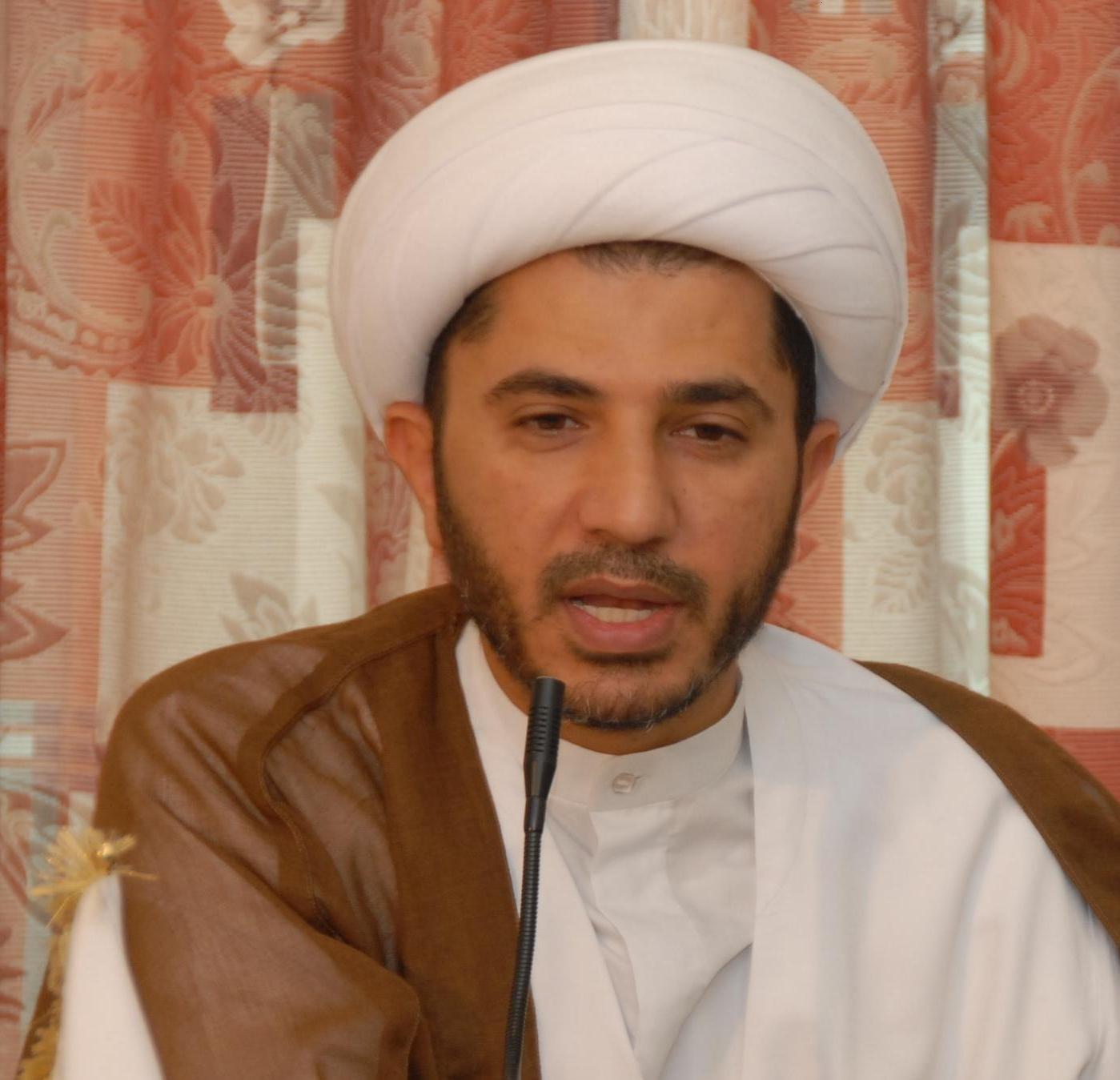 الحكم بالسجن ٤سنوات على زعيم المعارضة الشيعية بالبحرين