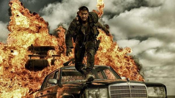 ماكس المجنون  ... يستعيد رونق أفلام الحركة