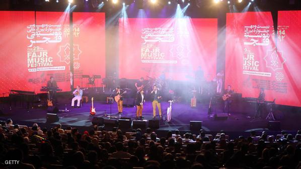 الحفلات الموسيقية تثير جدلا في إيران