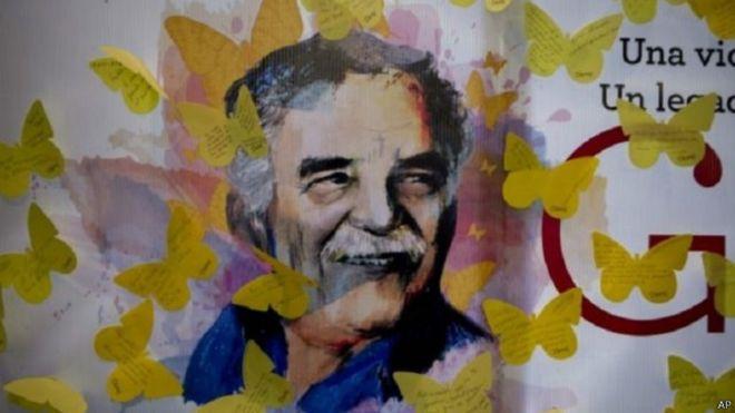 نقل رماد الروائي العالمي غارسيا ماركيز لعرضها في كولومبيا